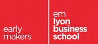 Logo EM Lyon Business School