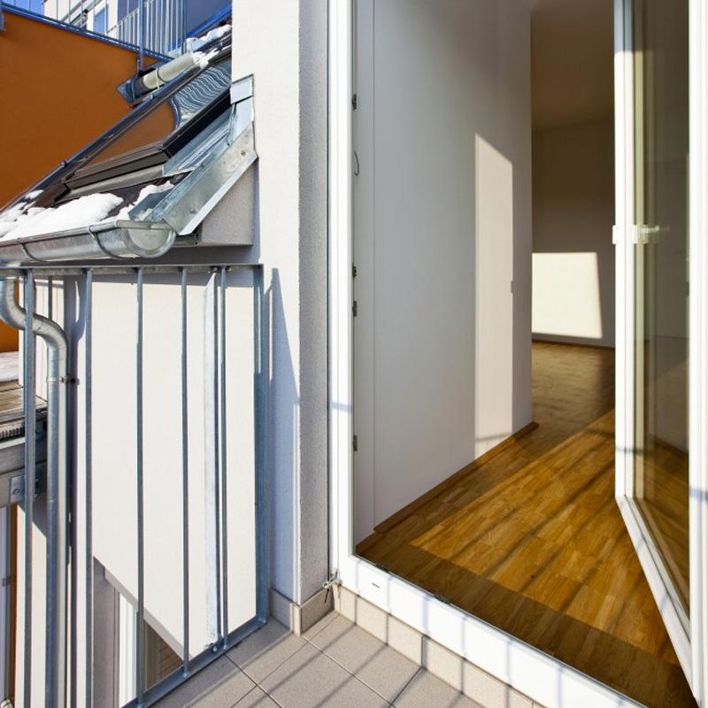 Pose de parquet promoteur immobilier à Lyon par Hestia Finitions