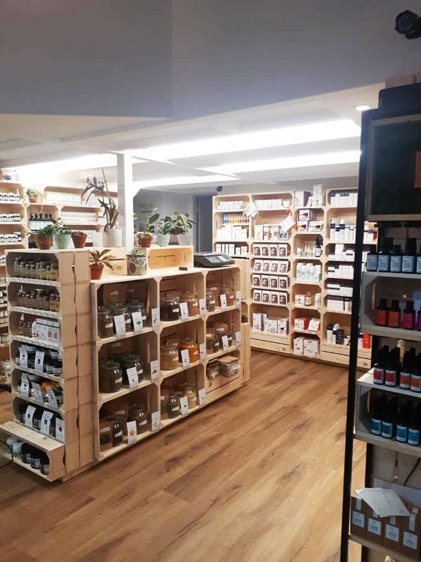 Pose sol PVC Aroma – Centre Esthétique - HESTIA FINITIONS
